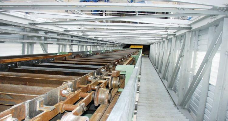 Конвейеры с длинными пластинами TPL опросный лист конвейер